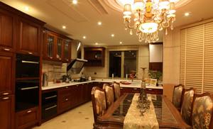 东南亚风格复式楼室内装潢设计效果图