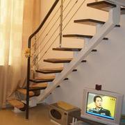 阁楼楼梯装修整体图