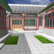 北京四合院设计造型