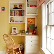 小书房装修色调搭配