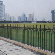 围墙栏杆设计外景图