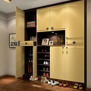 客厅鞋柜装修色调搭配