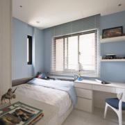儿童房卧室装修飘窗图