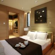 卧室装修设计背景墙图