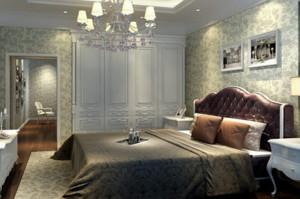 卧室背景墙装修效果图