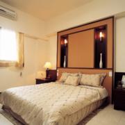 卧室装修设计飘窗图