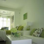 单身公寓装修沙发图