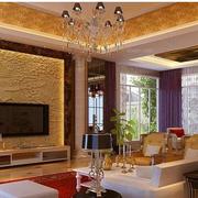 欧式风格家装装修背景墙