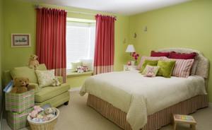 唯美小卧室装修效果图