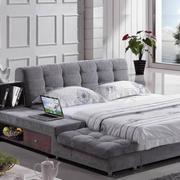 卧室榻榻米床装修床铺设计