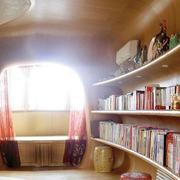 阁楼书房飘窗设计