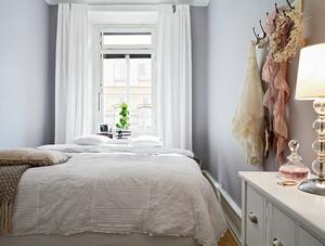 别墅型窗帘装修效果图