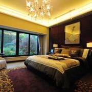 别墅装修设计卧室图
