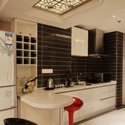 完美厨房设计效果图
