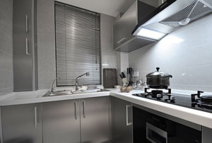 2015现代都市风格厨房设计装修效果图鉴赏