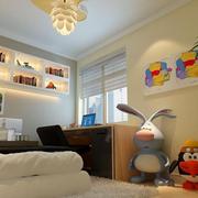 唯美的儿童房装修