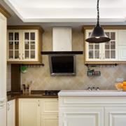 厨房隔断装修吊顶设计