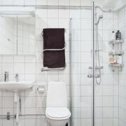 卫生间隔断装修效果图