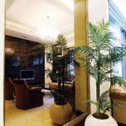 现代别墅室内装修图
