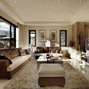都市客厅整体设计图