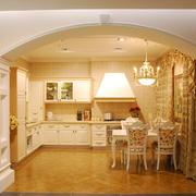 欧派橱柜装修厨房设计