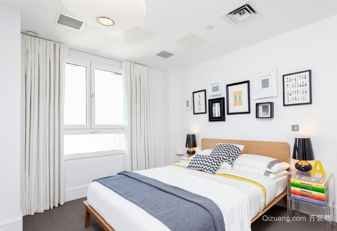 2015全新现代简约风格卧室装修
