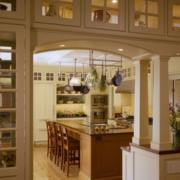 厨房隔断装修整体设计