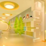 现代幼儿园装修设计