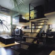 豪华精致的室内楼梯设计