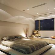 榻榻米装修卧室设计