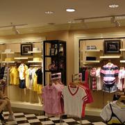 服装店装修灯光设计图