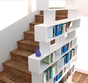 110平米千奇百怪的都市风格室内楼梯设计图片欣赏