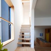 室内楼梯设计色调图
