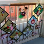 幼儿园门装修设计图
