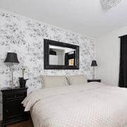 卧室背景墙风格装修