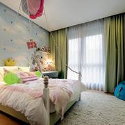 精美儿童房设计图