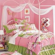 小卧室壁纸装修整体图