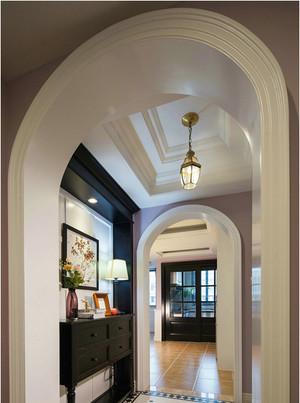 淳朴的美式乡村客厅装修效果图