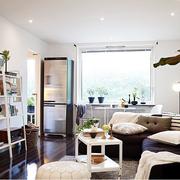 小户型现代室内装潢设计图