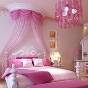 小卧室壁纸装修背景墙图