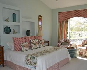简约复式楼小阁楼卧室壁纸装修效果图