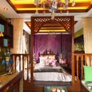 卧室设计色调搭配图