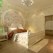 卧室装修背景墙图案