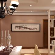 客厅隔断装修灯光设计