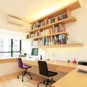 书房装修色彩搭配