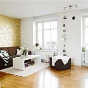 小户型客厅装潢设计图