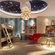 儿童房设计整体布局