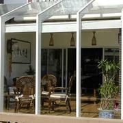阳光房玻璃幕墙装修设计