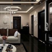 客厅装修整体设计