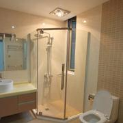 卫生间石膏板装修灯光设计